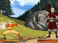Avatar The Last Air Bender Battle