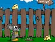 Cheese Hunt 2D
