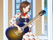 Country Guitar Girl