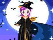 Cute Girl Halloween Dress