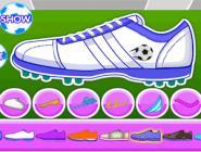 Decorate My Football Shoe