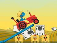 Gizmo Rush Tractor Race