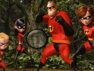 Incredibles Hidden Letter