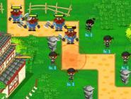 Ninjas vs. Pirates Tower Defense