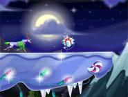Robot Unicorn Attack: Christmas
