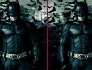 The Dark Knight Rises Differences
